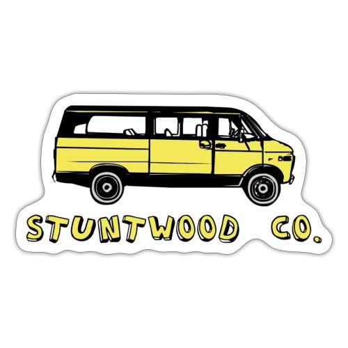 Yellow Van - Sticker