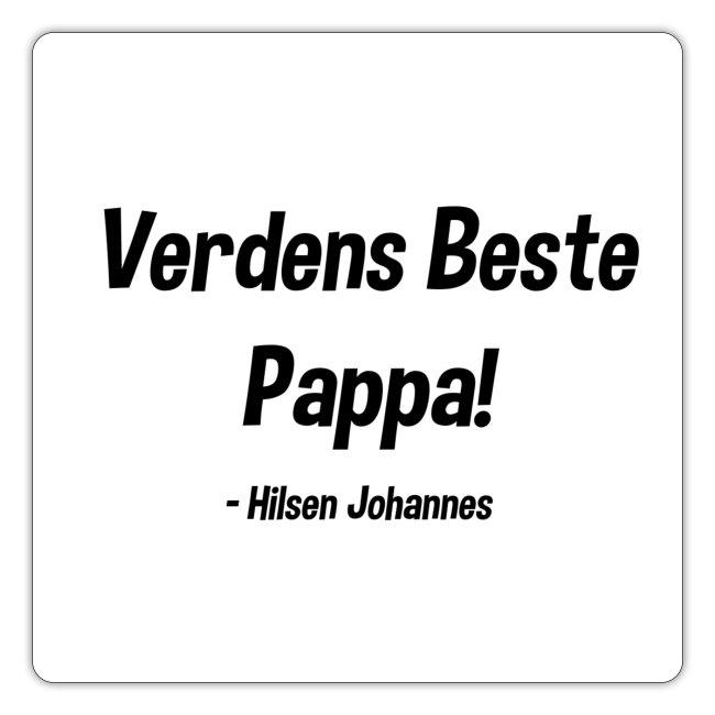 Pappa - Hilsen Johannes