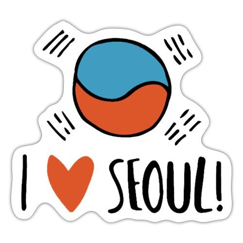 Seoul - Sticker