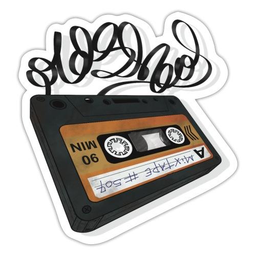 Oldschool Mixtape 507 - Sticker