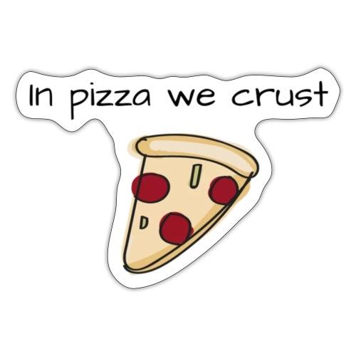 Pizza Design - Adesivo