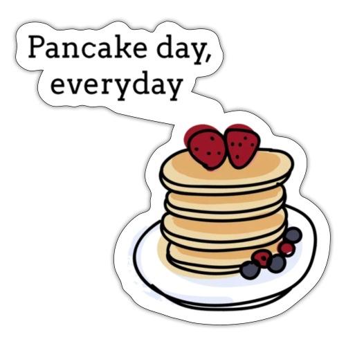 Pancake Design - Adesivo