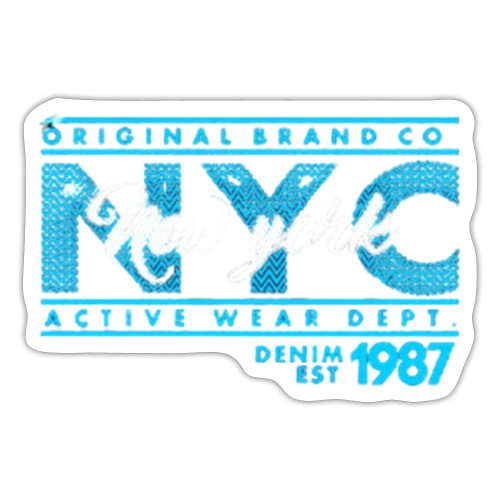 NYC New York - Sticker