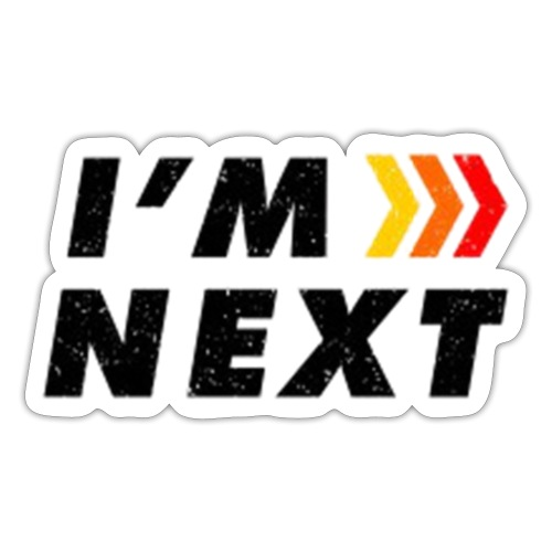 I´m next - Sticker