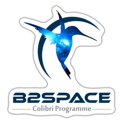 B2Space - Sticker
