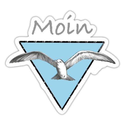 Moin Möwe - Sticker
