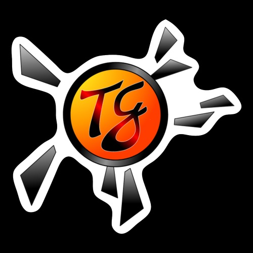 Timmy G orange - Autocollant
