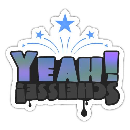Yeah! Scheisse! - Sticker