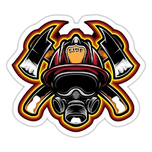 Fire Department - Sticker