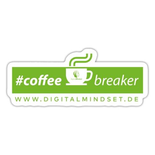 #coffeebreaker - Sticker