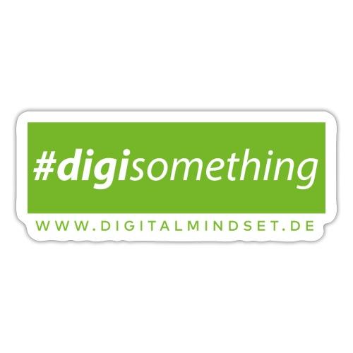#digisomething - Sticker