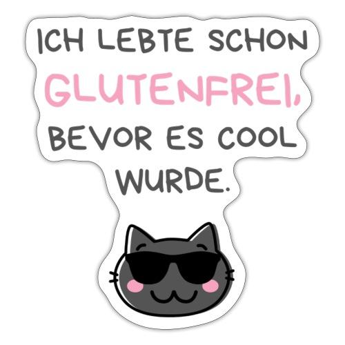 Ich lebte Glutenfrei - Sticker