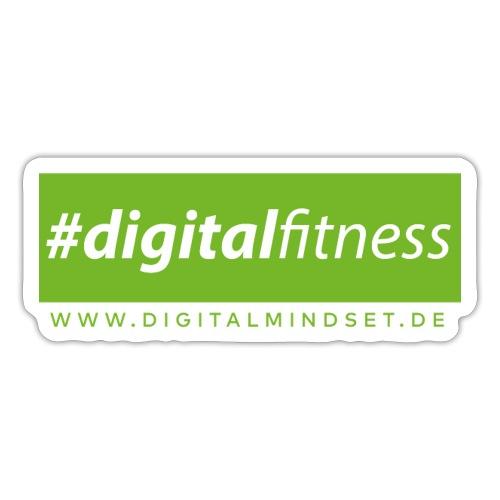 #digitalfitness - Sticker