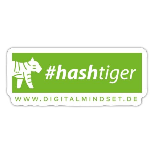 hashtiger - Sticker