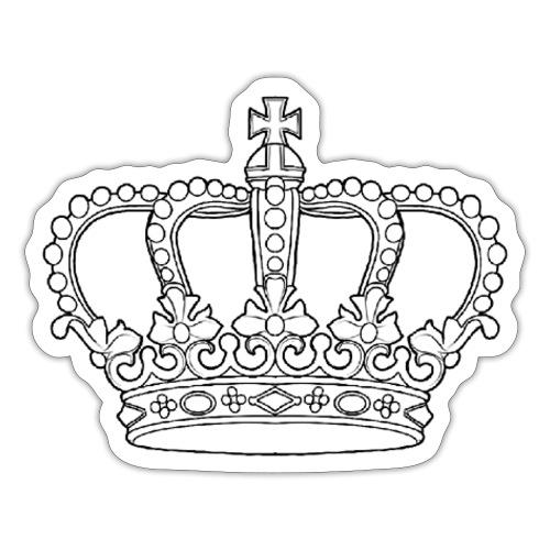 kroon - Sticker