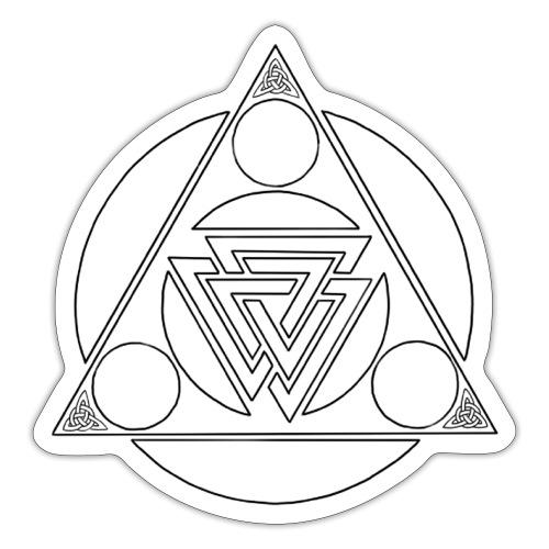 Keltisch teken - Sticker
