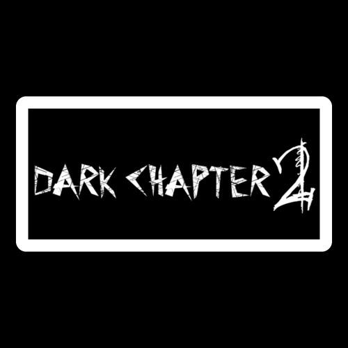 DARK CHAPTER 2 STICKER - Sticker