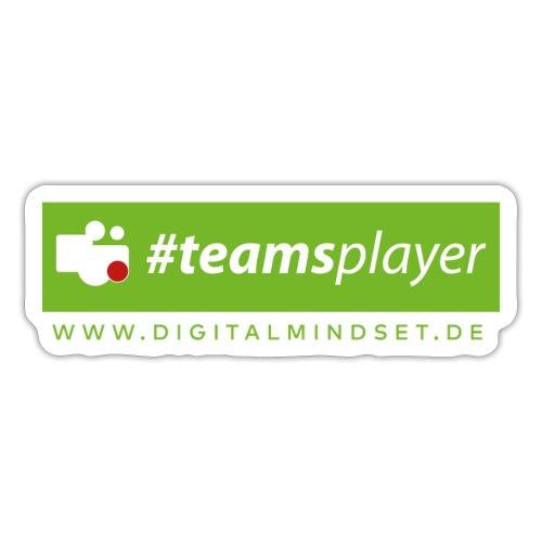 #teamsplayer - Sticker