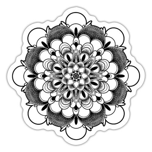 Zen Mandala - Sticker