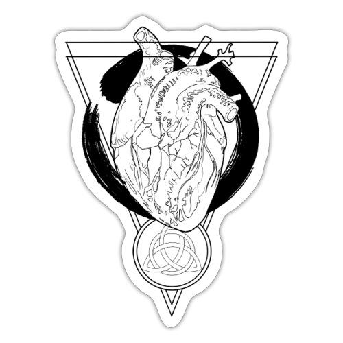 Keltisch hart - Sticker