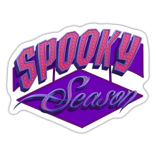 Spooky Season - Sticker