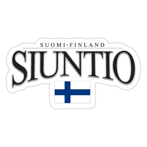 Suomipaita - Siuntio Suomi Finland - Tarra