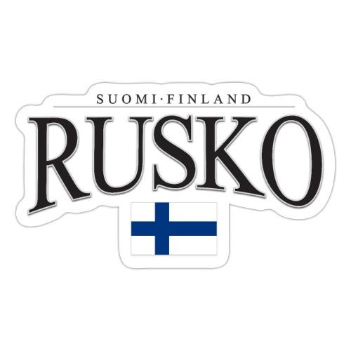Suomipaita - Rusko Suomi Finland - Tarra