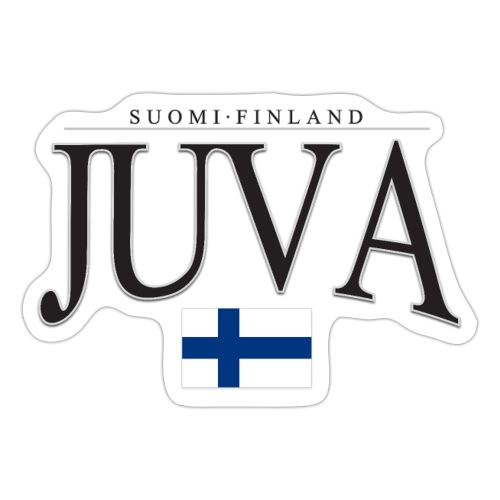 Suomipaita - Juva Suomi Finland - Tarra