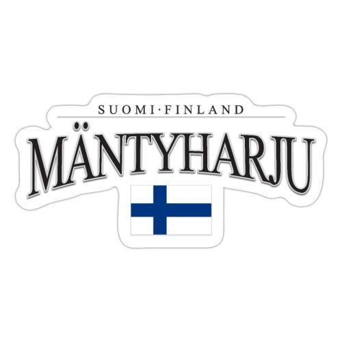 Suomipaita - Mäntyharju Suomi Finland - Tarra