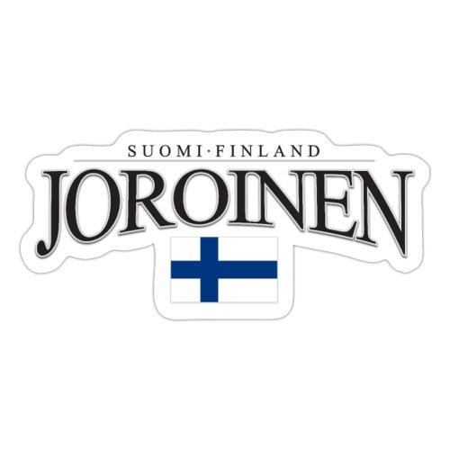 Suomipaita - Joroinen Suomi Finland - Tarra