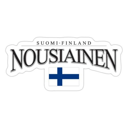 Suomipaita - Nousiainen Suomi Finland - Tarra