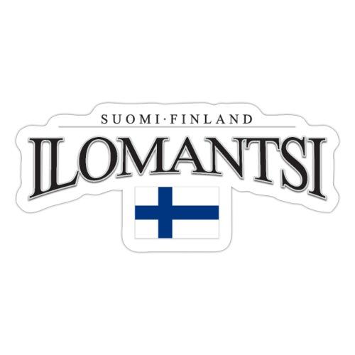 Suomipaita - Ilomantsi Suomi Finland - Tarra