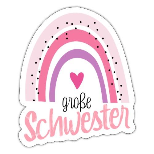 Große Schwester - Sticker