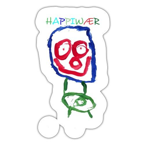 happiwær2 - Sticker