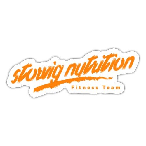 Storvig Nutrition Fitness Team - Klistremerke