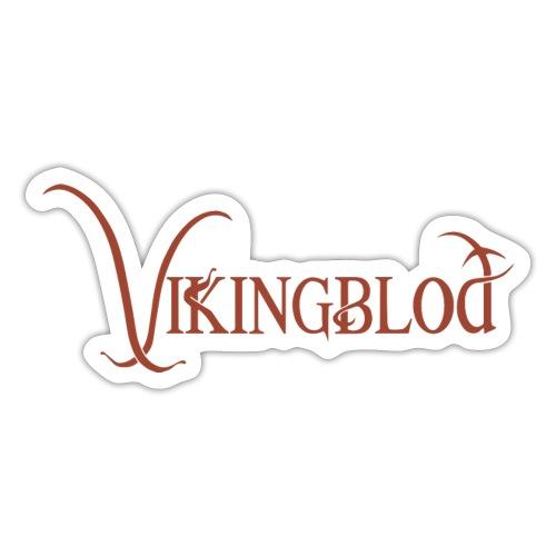 Vikingblod - Klistremerke