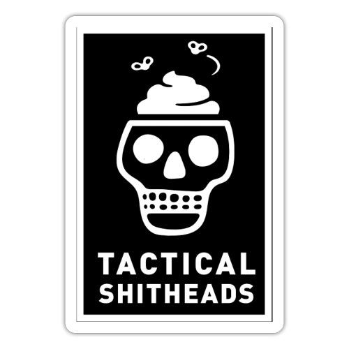Tacshit Shitheadskull - Sticker