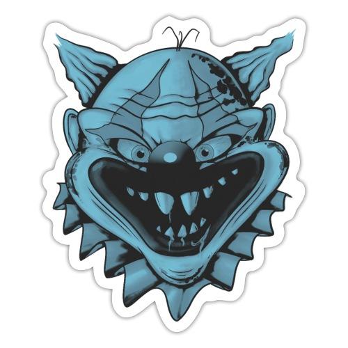 Graffiti Klovn - Sticker