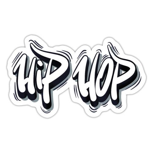 Hip Hop Graffiti Sticker - Sticker