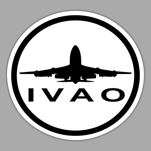 IVAO - Sticker