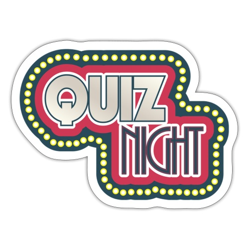 quiz - Sticker