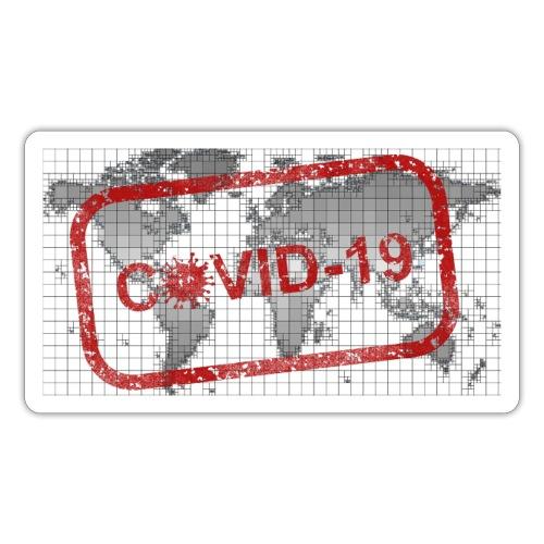 covid 19 - Sticker
