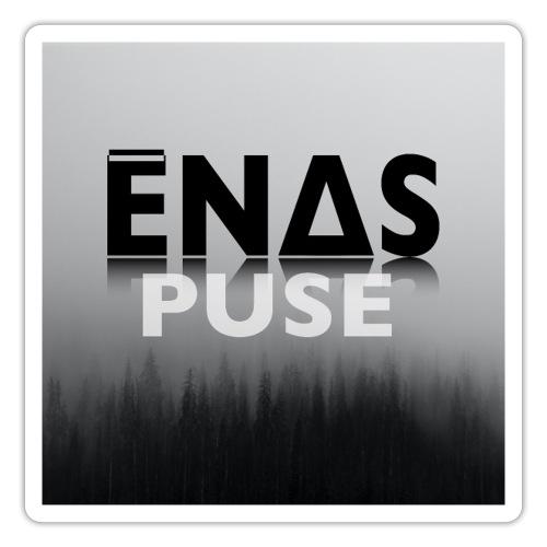 Ēnas Puse Logo - Sticker