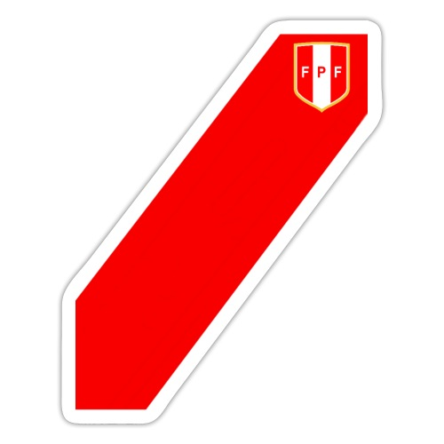 Seleccion peruana de futbol - Autocollant