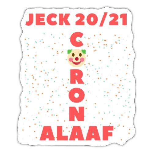 Corona Alaaf - Sticker