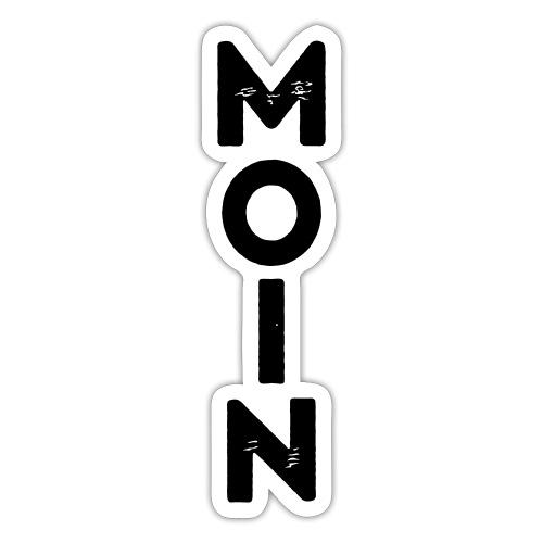 Moin - Sticker