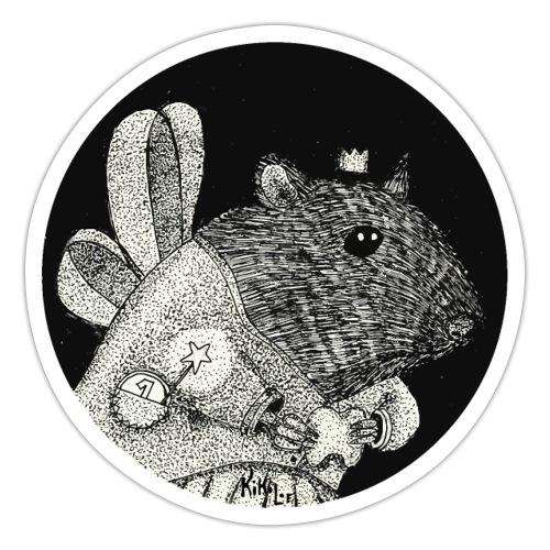 Hada de los dientes / Ratón Pérez - Pegatina