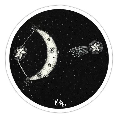 Shooting star (Estrella fugaz) - Pegatina