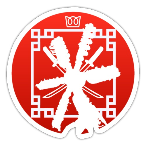 Samurai - Sticker