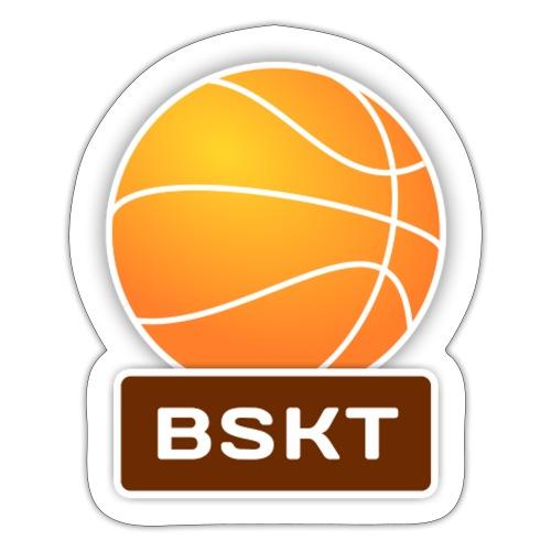 Basket - Pegatina